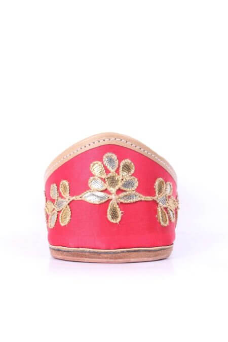 Dewdrop Jutti-Light Red